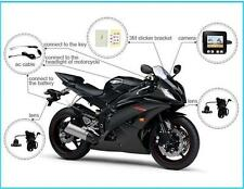 Sykik C6 Motorcycle Biker Action Video Camera Set w/ DVR + 2 HD 720p Cameras NEW