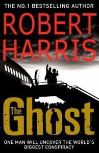 The Ghost by Harris, Robert Paperback Book The Cheap Fast Free Post