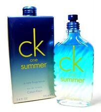CK ONE SUMMER 2015 EAU DE TOILETTE SPRAY Damen und Herren 100 ml