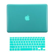 "2 in1 TIFANY BLUE Crystal fr NEW Macbook Pro 15"" A1398 /Retina display+Key Cover"