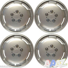 "15"" Commercial Transit Wheel Covers Hub Caps 15 Inch Wheel Trims Trim Set Of 4"