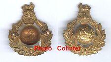 Royal Marines - Insigne de béret ou de casquette  - Grande Bretagne  39/45