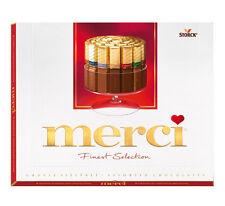 Storck MERCI Finest Selection Assorted Milk Chocolate Sticks 250g 8.8oz