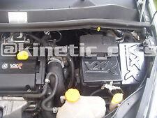 Opel Corsa D Vxr Fibra De Carbono, efecto de la batería y fusebox cubre