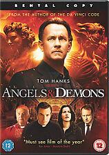 Angels And Demons (DVD, 2009) TOM HANKS - Brand New & Sealed