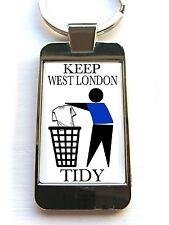 Chelsea TIFOSI Keep Your AREA IN ORDINE distintivo portachiavi regalo
