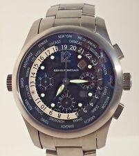 Girard-Perregaux World Timer Titanium - 49800-T-21-6046