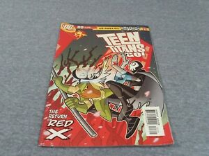 Teen Titans Go! # 23 DC Comics 1st Appearance Red X Future State Rare HTF 2005