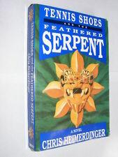 Tennis Shoes & The Feathered Serpent by Chris Heimerdinger Mormon fantasy novel