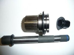 Shimano 12 speed conversion kit for 12x142 Novatec D462 and D162 rear hubs.