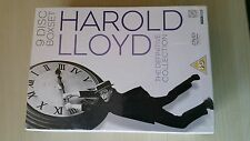 Harold Lloyd Definitive Collection (DVD, 9-Disc Set, Box Set)