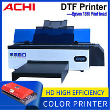 Dtf Printer Direct to Film T-shirt Personal Diy Printer for Home Business Oven