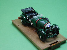 r99 Bentley Speed six HP 105-130 4,5 litri 1930 Brumm 1:43 serie oro revival