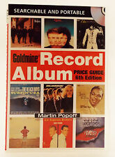 2009 Goldmine Record Album Price Guide CD by Martin Popoff
