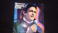 JOHNNY CASH - Starportrait - Double Vinyl LP *Gatefold Cover* *CBS S 67201*
