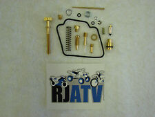 Yamaha YFM350U Big Bear 2wd 1999 Carb Rebuild Kit Repair