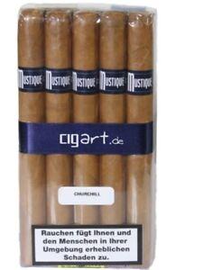 Mustique Blue Zigarren 10er Bundle, versch. Formate, Dominikanischen Republik