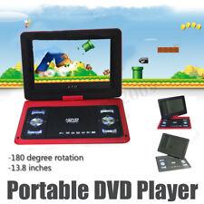 13.8 '' Coche portátil Reproductor de DVD EVD TV Juego Control remoto Pantalla G