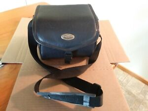 Vanguard Vintage Leather Camera Bag Case - GUC - Free Shipping!