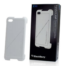 BlackBerry Z30 Case - Blackberry Transform Hard Shell - White Genuine Cover