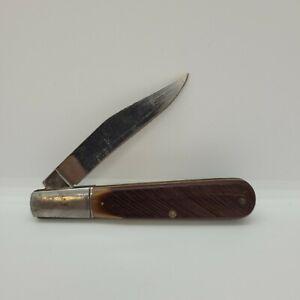 """VINTAGE 3.5"""" BLADE  CAMILLUS #9 POCKET KNIFE"""