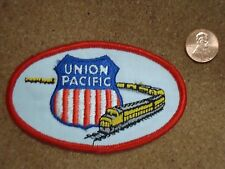 Vintage  Union Pacific Railroad Patch New Old Stock