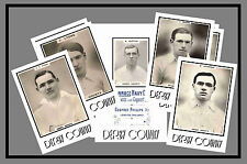 DERBY COUNTY - RETRO 1920's STYLE - NEW COLLECTORS POSTCARD SET