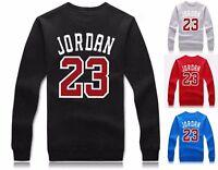 NEW Michael Air Legend 23 Jordan Mens Sweatshirt Sportswear Fashion Streetwear