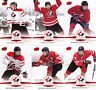 14-15 Team Canada Juniors Curtis Lazar /199 Red Exclusives 90 Upper Deck 2014
