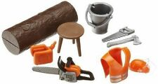 New Bruder Toys Bworld Farming and Forestry Accessory Set  - Bruder 62601