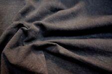 Remnant Black Denim Fabric 55 inches x 1.375 yards