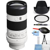Sony FE 70-200mm f/4 G OSS Lens!! STARTER BUNDLE BRAND NEW!!