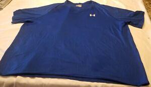Under Armour Men's  Short-Sleeve Shirt  4XL