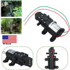 130psi High Pressure Water Pump Dc 12v Max Self Priming 70w For Vehicle Ship