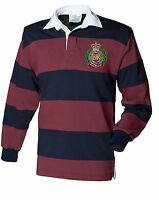 Royal Engineers embroidered Rugby Shirt
