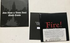 STEVE MASON DENNIS BOVELL GHOSTS OUTSIDE DUB VERSIONS FIRE 2 CD ABOUT THE LIGHT