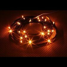 NZXT Sleeved LED Kit 2 Meter Orange, CB-LED20-OR