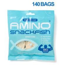 Amino SnackFish Dried Fish Jerky Tørrfisk Turrur Fiskur Trocken Fisch Hardfiskur