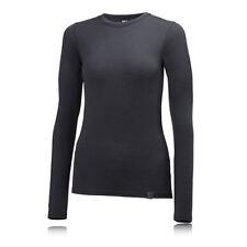 Merino Wool Warm Long Sleeve Tops for Women