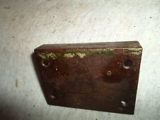 2 Antique inset mount  dresser drawer, cabinet, furniture lock