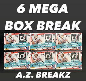 MINNESOTA VIKINGS - 2021 DONRUSS FOOTBALL - 6 MEGA BOX BREAK #7