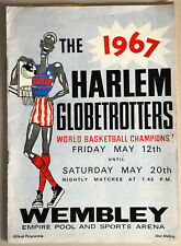 More details for harlem globetotters 1967 programme - wembley empire pool 12th may 1967