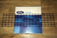 Ford Sierra 3DR RS500 Cosworth 2wd Front Grill Insert Mesh Race Rally