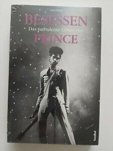 PRINCE DAS TURBULENTE LEBEN VON GERMAN PAPERBACK BOOK  NEW