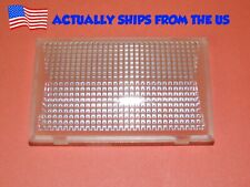 1980 - 1996 Ford F 100 - F 350 Bronco NEW Custom Dome Light Lens CLEAR! Custom!