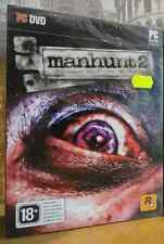 Manhunt 2 (PC,DVD-box) RAR!!! Russian. NEW!!!