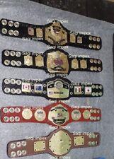WWE WRESTLING WORLD HEAVYWEIGHT CHAMPIONSHIP Mini Belt Replica Brand New