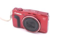 Canon PowerShot SX710 HS 20.3MP Digital Camera - Red