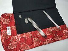 Hiyahiya fuerte punta doble set agujas Dpns 15 cm