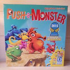 Brettspiel - Push A Monster - 3D Aufbau Spiel, Schiebespiel - Queen Games 30022